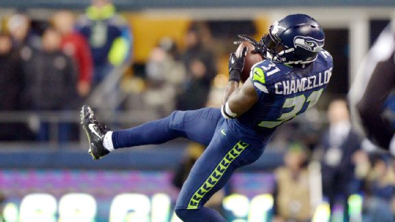 Kam Chancellor is the quiet enforcer