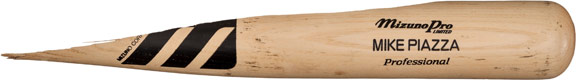 Mike Piazza's bat
