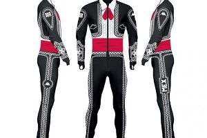 Mexico Olympics uniform