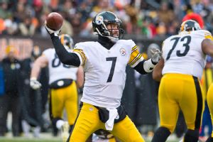 Steelers negociarán con Big Ben tras el 2014