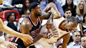 Daily Dime -- Durant leaves LeBron behind this time