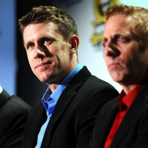 Ricky Stenhouse Jr., Carl Edwards, Greg Biffle