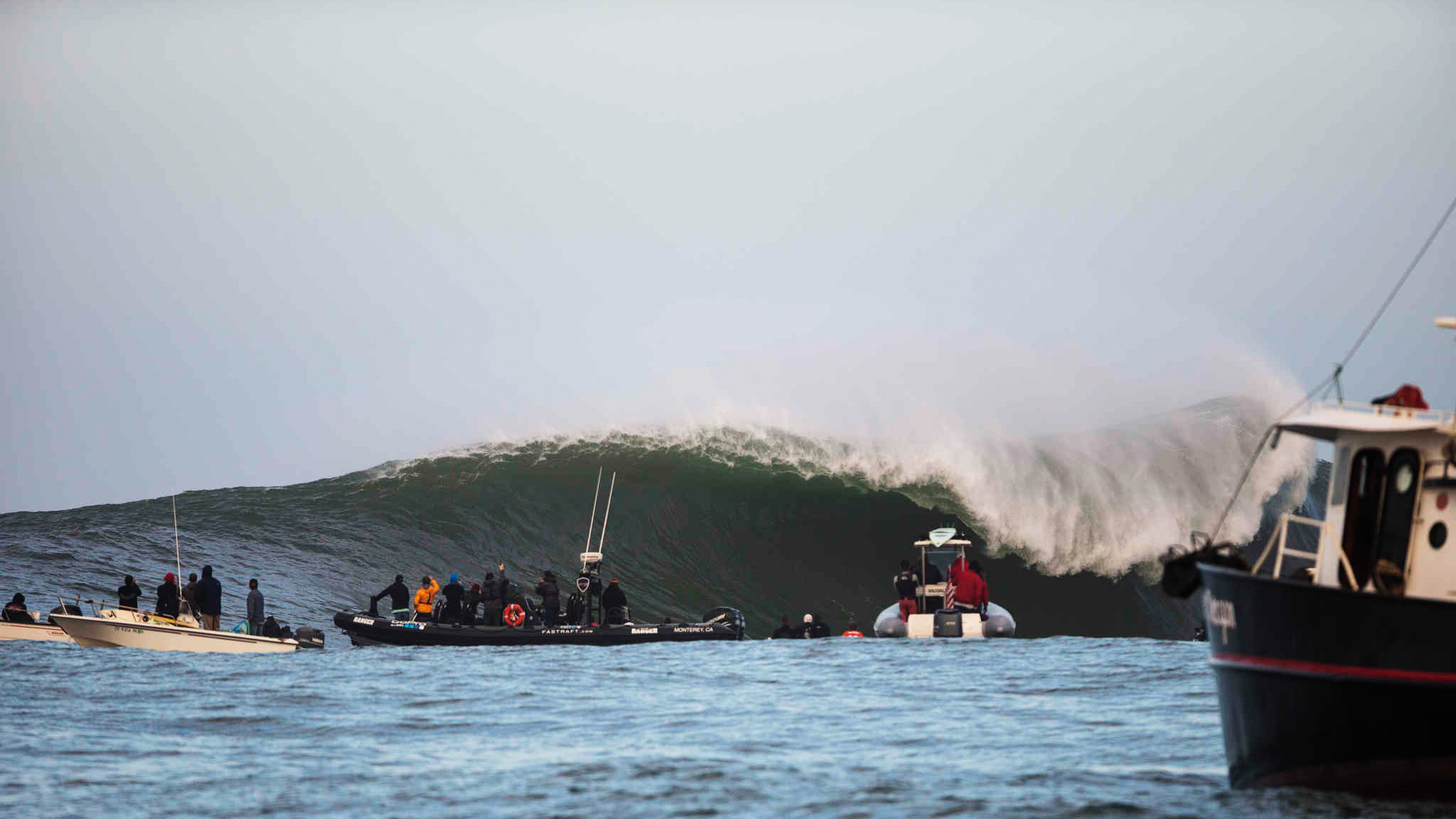 Mavericks, Half Moon Bay, Calif.