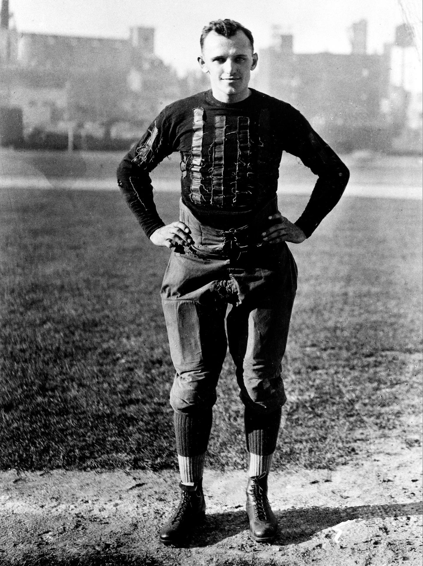 George Halas - Notable MLB and NFL Athletes - ESPN 324eb8402