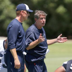 Jason Garrett and Bill Callahan