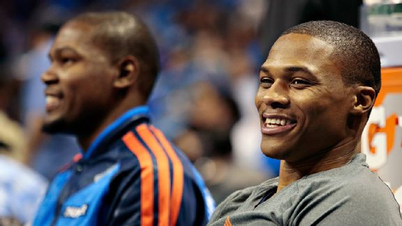 Durant/Westbrook