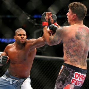 Frank Mir vs. Alistair Overeem