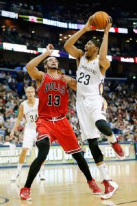 Anthony Davis, Joakim Noah
