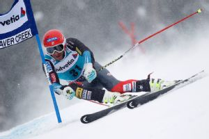 After finishing 14th in super-G at Beaver Creek in December, Miller redeemed himself with a second place in giant slalom.