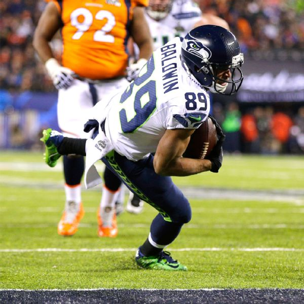 Seattle Seahawks Sign Doug Baldwin To 4 Year Extension: Seattle Seahawks WR Doug Baldwin's Extension About
