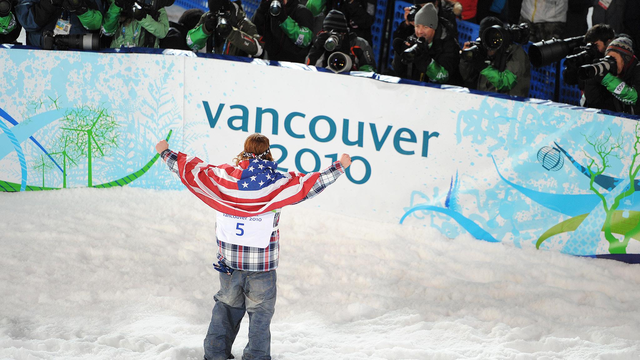 Winter Olympics, 2010