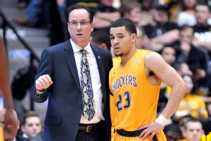 Gregg Marshall and Fred VanVleet