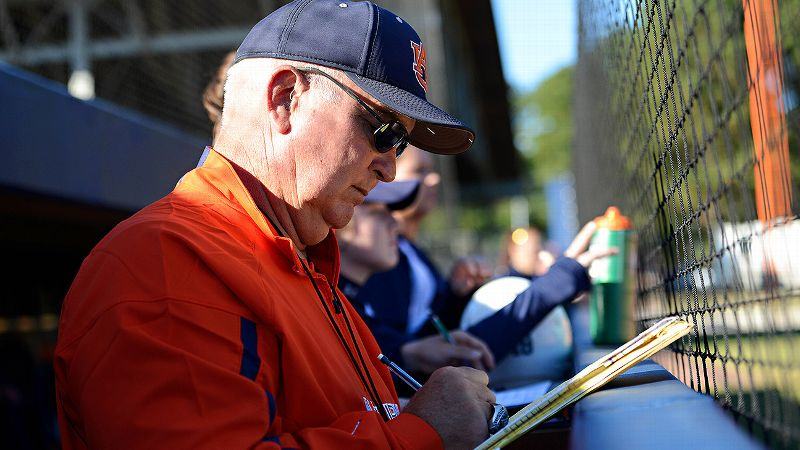 New Auburn coach Clint Myers' move from Arizona State shows the SEC's growing power in the sport.