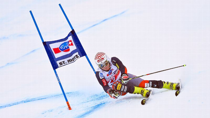 Tim Jitloff finished 16th in the giant slalom at the FIS World Ski Championships in 2013. He's hoping to improve on that ranking in Sochi.