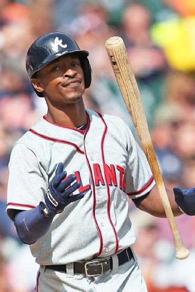 Melvin Upton Jr. says he will go by BJ again this season ...