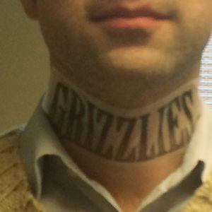 Grizzlies sticker