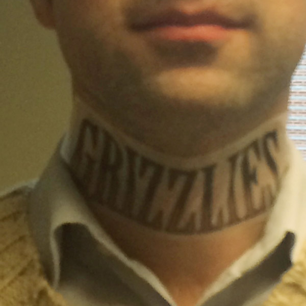 Memphis grizzlies to honor james johnson give away for Memphis tattoo shops