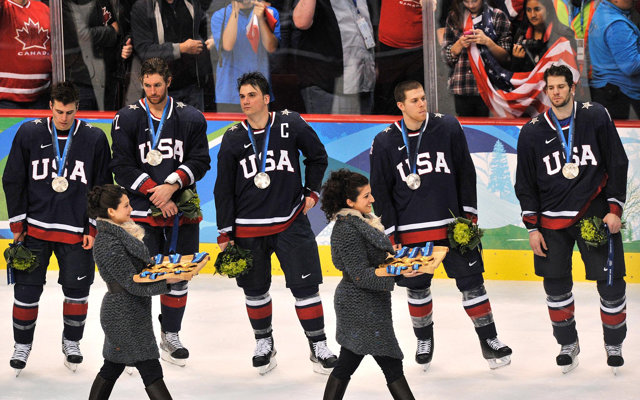 USA Wins Silver