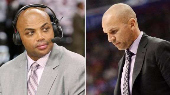 Charles Barkley, Jason Kidd