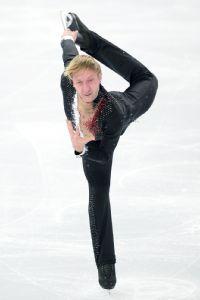 Yevgeny Plushenko
