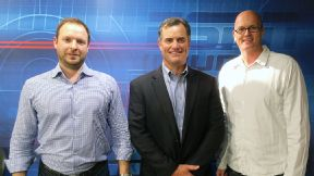 Ryen Russillo, Red Sox's John Farrell, and Scott Van Pelt