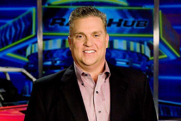 Steve Byrnes NASCAR On Fox