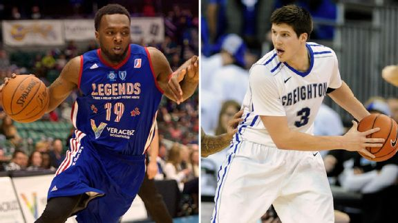 P.J. Hairston, Doug McDermott