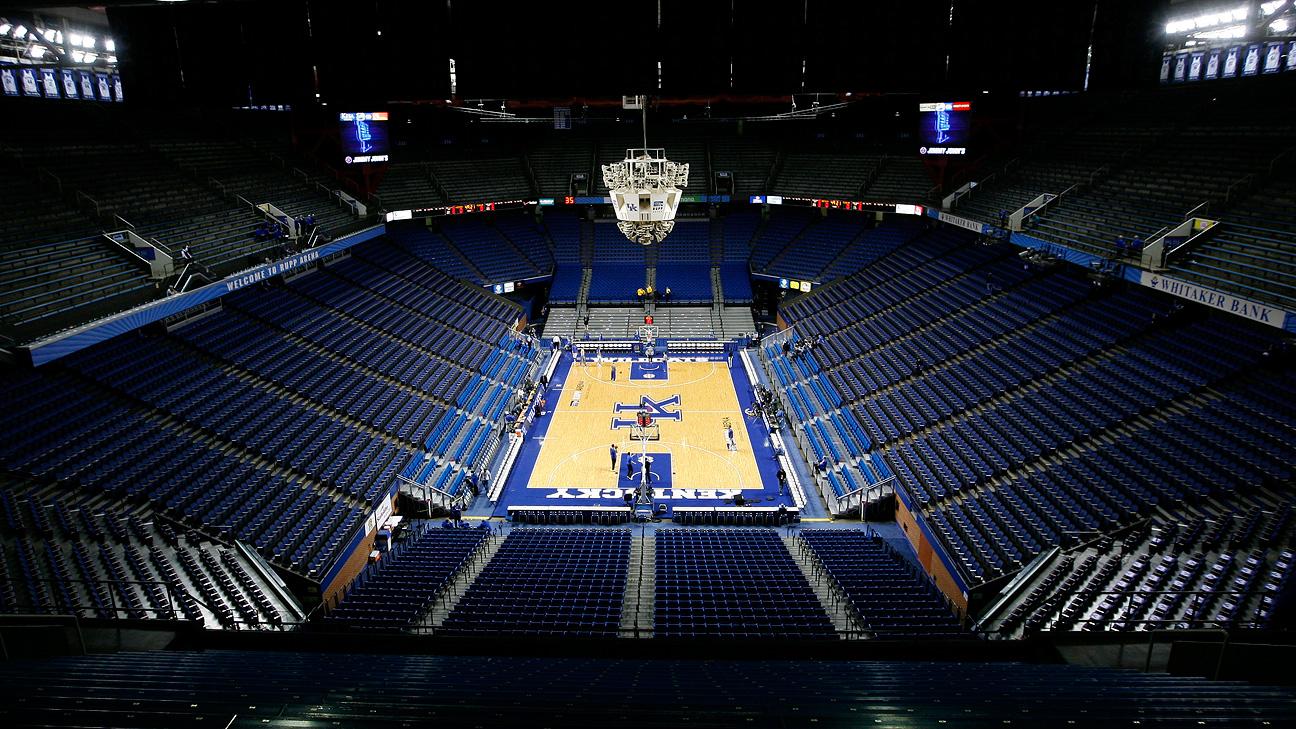 Lexington Officials Unveil Rupp Arena Renovation Plan