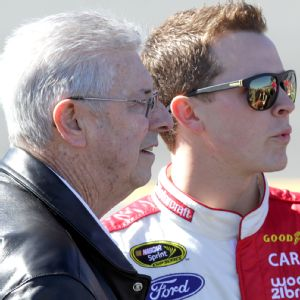 Leonard Wood and Trevor Bayne