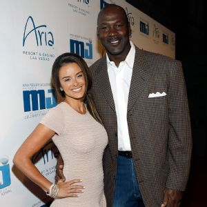 Michael Jordan, who turns 51 Monday, married former model Yvette Prieto in April of last year.