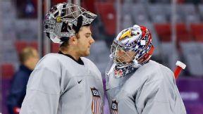U.S., Canada name goalies for Sochi openers