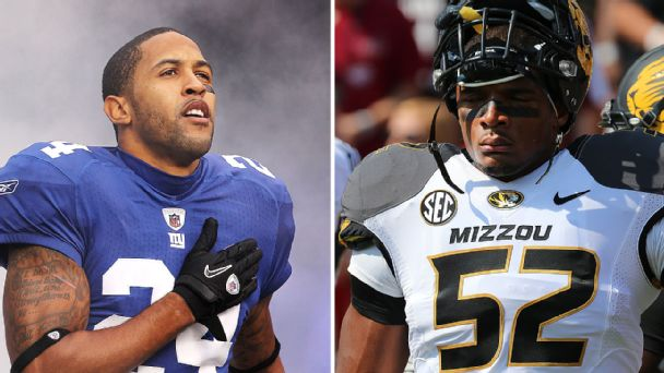 Terrell Thomas, Michael Sam