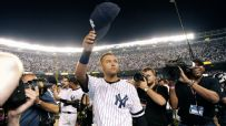 Rivera surprised by Jeter's retirement news