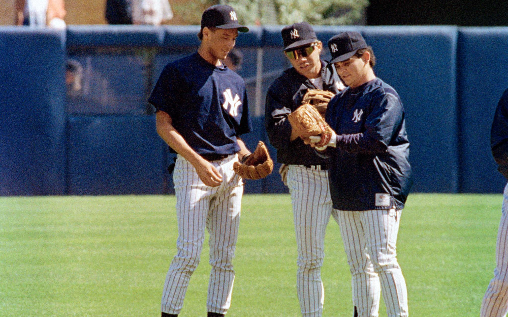 Derek Jeter's Career In Photos: The Draft