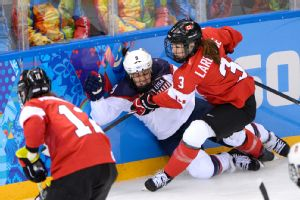 Members of the U.S. team said they weren't ready to play against Canada last week.