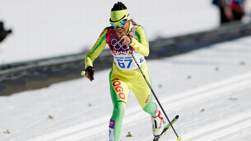 The 19-year-old cross-country skier became the first competitor from Togo at the Winter Olympics. After finishing in 68th place and 10 minutes behind the winner in the 10-kilometer classical race, Petijean was left wanting more, on a couple fronts. First, she hopes her feat will inspire other African athletes to compete in winter sports. And personally, she hopes to be back for the 2018 Olympics in  Pyeongchang, South Korea. My goal for Korea, she said, probably, I want gold. i(Photo: AP)/i