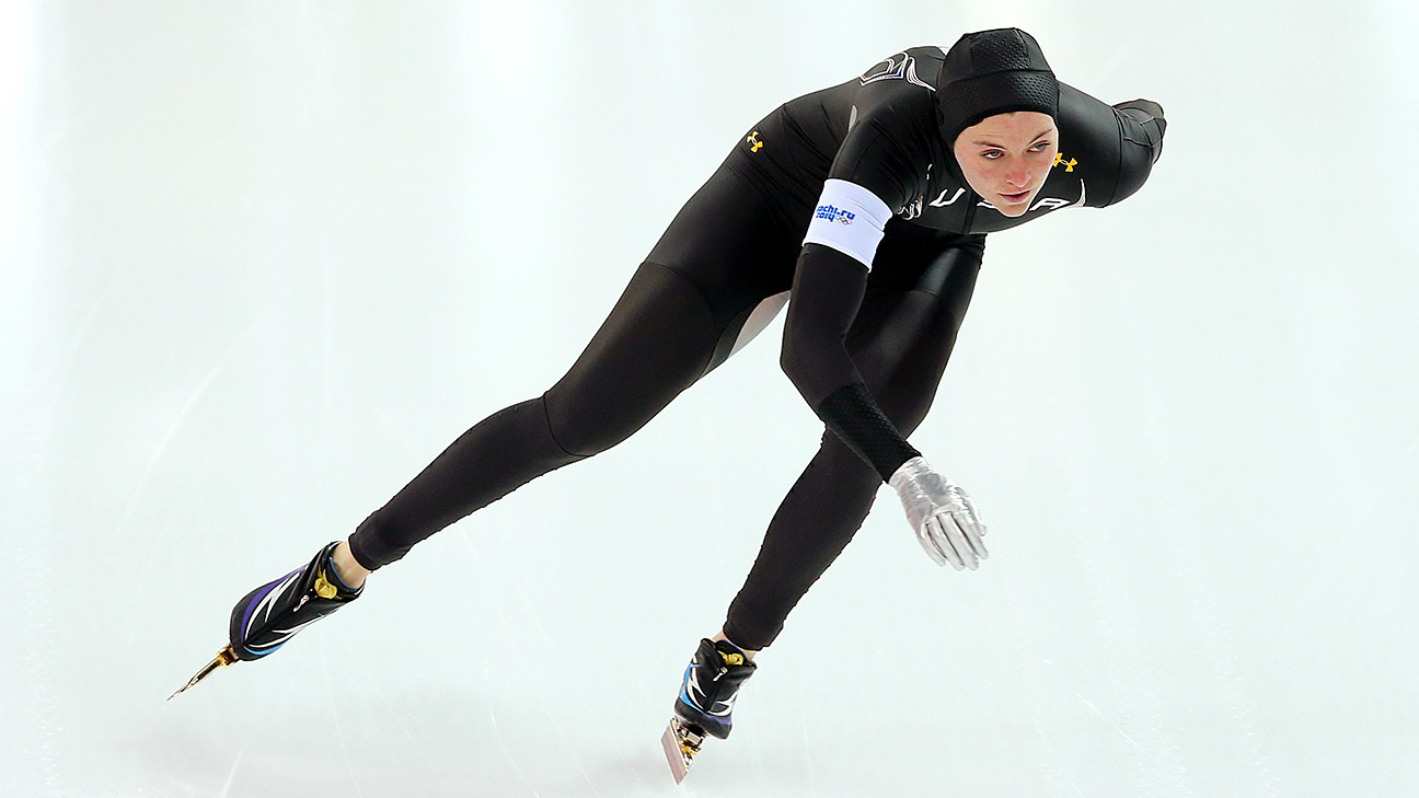 2014 Sochi Olympics -- Under Armour To Outfit U.S. Speedskating For Next Two Olympics