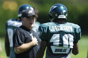 Chip Kelly, DeSean Jackson