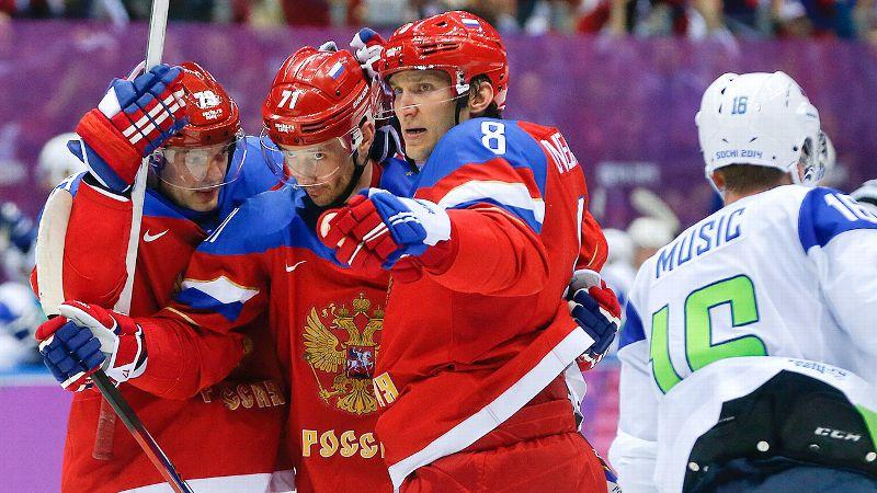 Russia Celebration
