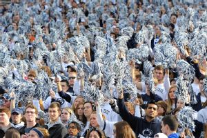 Penn State Nittany Lions fans