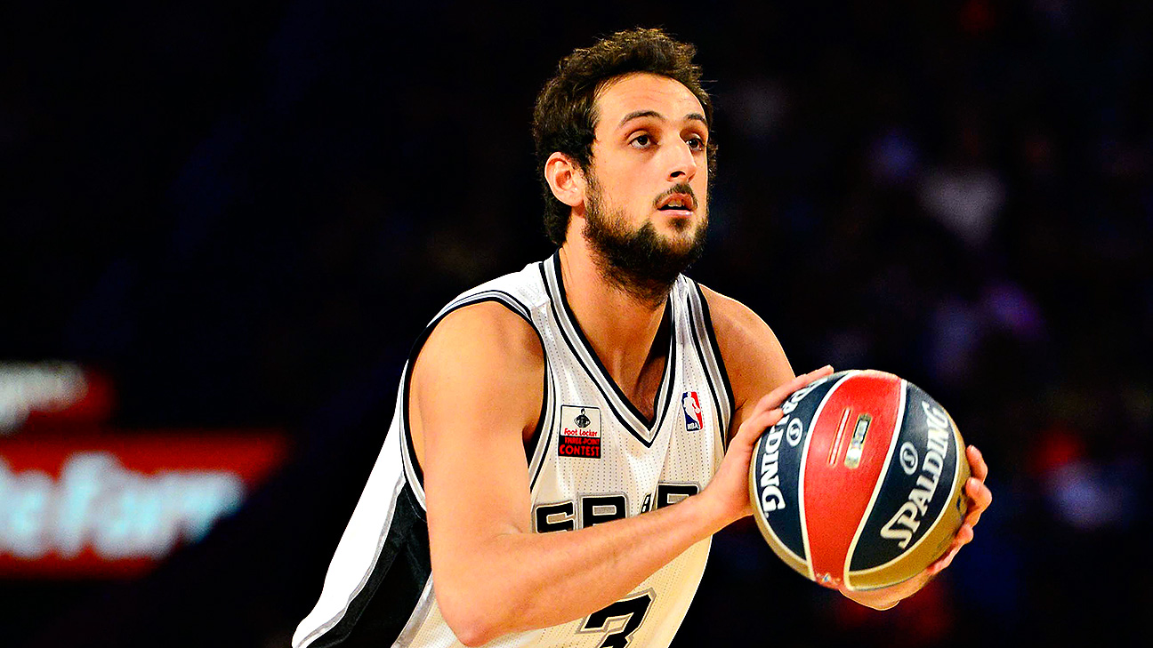 2014 nba allstar game marco belinelli wins 3point contest