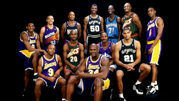 1998 All-Star team