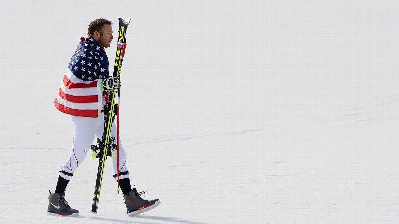 Winner: Bode Miller   Alpine Skiing