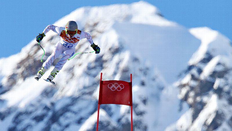 Winner: Ted Ligety   Alpine Skiing