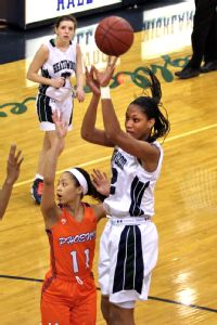 A'ja Wilson had 20 points, 18 rebounds and 6 blocks in the final home game of her high school career.