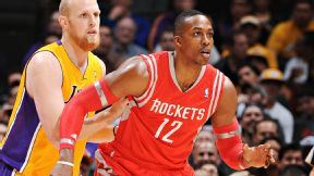 Daily Dime: Dwight Howard returns to boos, but rips up Lakers