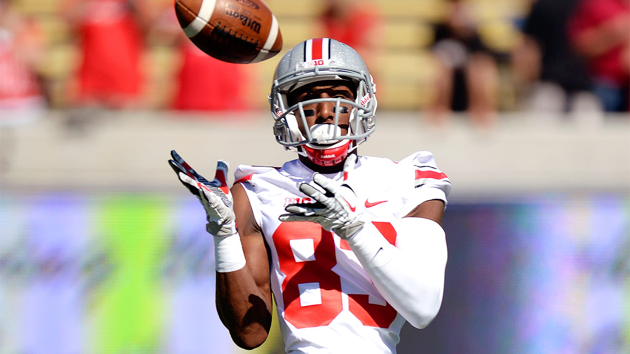 Ohio state buckeyes lose another underclassman michael thomas to nfl