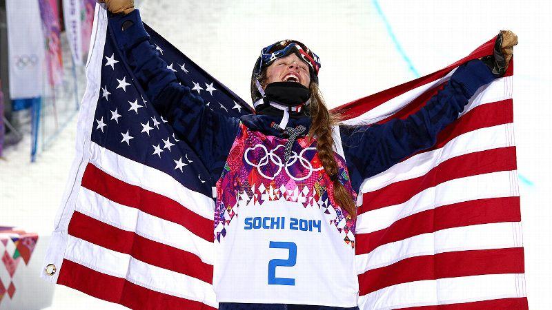 Feb, 20: W Bronze Medalist Maddie Bowman