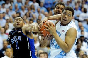 Jabari Parker, James Michael McAdoo, Kennedy Meeks