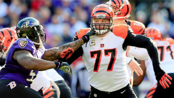 Losing Collins gives Bengals stability
